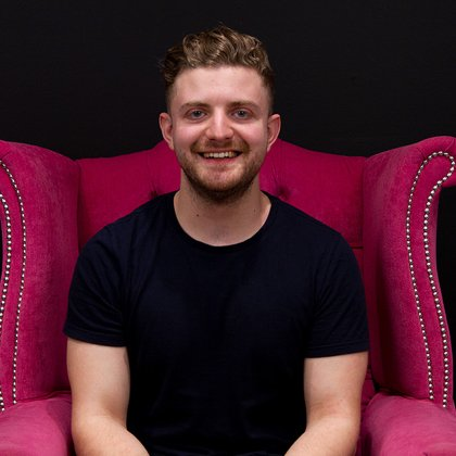 Luke Jones, International Travel Account Manager